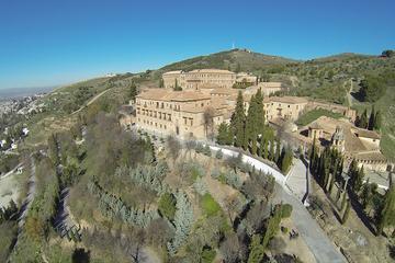 Visite culturelle en vélo électrique Abbaye de Sacromonte, l'Albaicin...