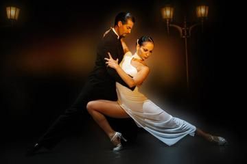 Jantar e show no Señor Tango, com city tour privado opcional