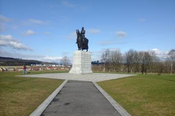 Visite d'une journée Château de Stirling, les Trossachs et...