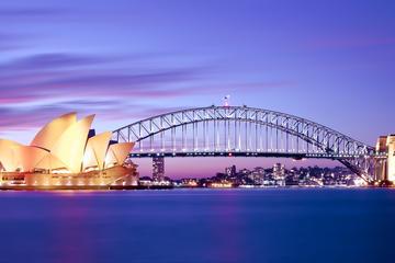 Private Minibus Transfer - Sydney (SYD) - Sydney City Centre (3-7...