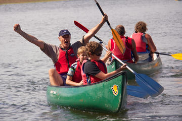 New Forest Canoeing Tour on the Beaulieu River