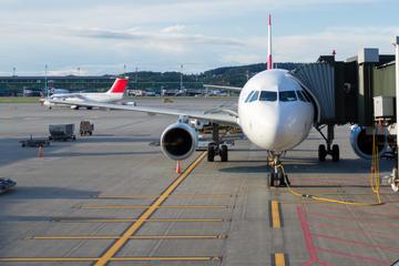 Traslado compartido para llegadas: del aeropuerto de Zúrich al hotel
