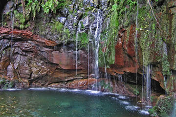 Promenade à pied à Madeira Levada - Lacs et fontaines de Rabacal