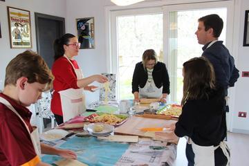 Tour a piedi dei Sassi di Matera e lezione di cucina italiana a Matera