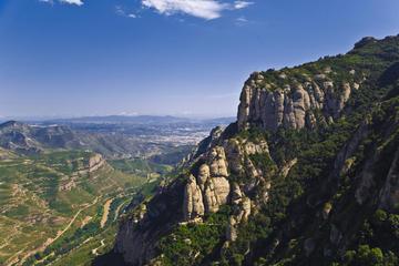 Visite guidée d'une demi-journée à Montserrat au départ de Barcelone