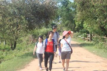 Tour a piedi dell'isola di seta