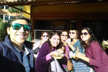 Excursión gastronómica a pie en Bogotá