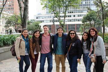 La Candelaria Walking Tour in Bogotá