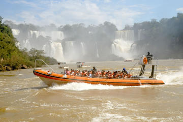 Argentinean Falls Tour With Boat Ride from Foz do Iguacu