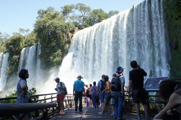 Tour zu der argentinischen Seite der Iguazú-Wasserfälle