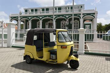 Curacao: Tuk-Tuk-Stadtrundfahrt