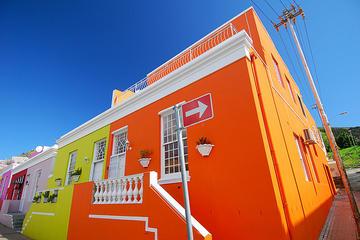 Excursão particular a pé com fotografia na Cidade do Cabo com...