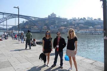 Recorrido a pie por el centro de Oporto