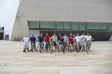 Recorrido en bicicleta de día completo por Oporto: 45 km