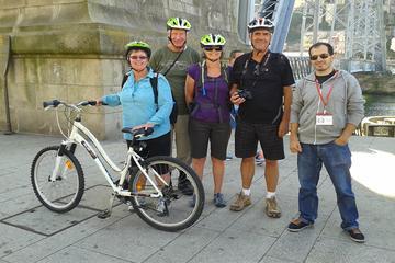 Visite en vélo du centre-ville de Porto