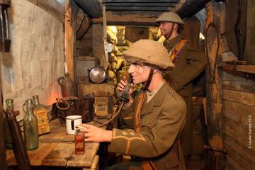 Billet d'entrée au Musée Somme 1916