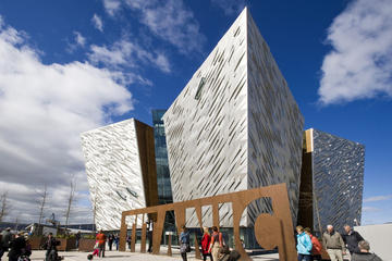 Belfast Titanic en Giant's ...