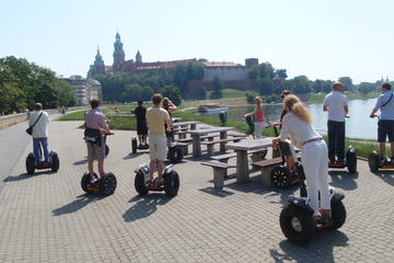 Small-Group Segway City Tour in Krakow