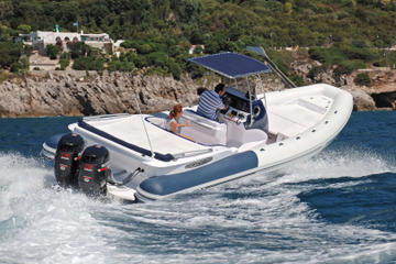 Rent a luxury rigid inflatable boat ...