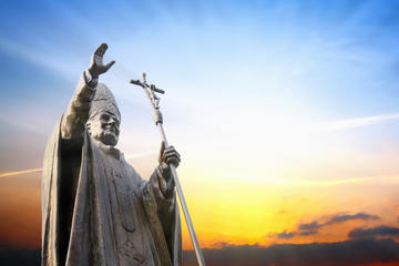Privédagtrip Johannes Paulus II naar Wadowice en Łagiewniki