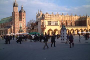 Tour panoramico privato della città di Cracovia
