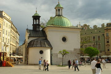 Tour panoramico privato di Cracovia