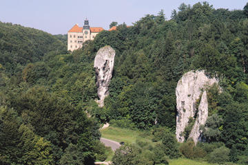 Visita privada a Parque Nacional de Ojcow desde Cracovia