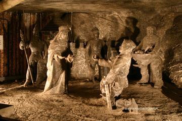 Visite d'une matinée de la mine de sel de Wieliczka au départ de...