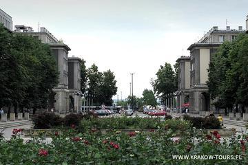 Visite historique de la ville de Cracovie