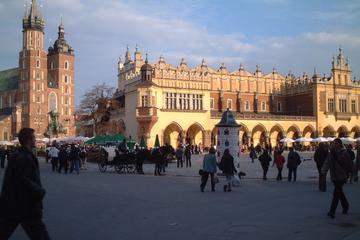 Visite touristique à Cracovie en minibus