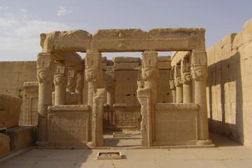 Denderah and Abydos Temples from Luxor