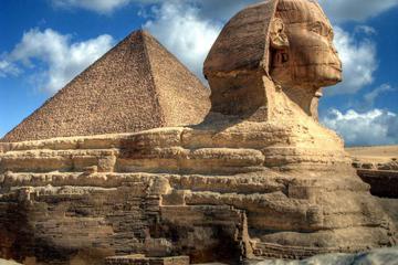 Tagestour zu den großen Pyramiden, dem Ägyptischen Museum und dem...