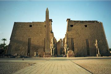 Tour della sponda est di Luxor e