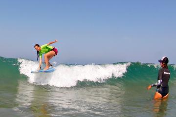 Surfing Lessons in Andalucía's Costa de la Luz