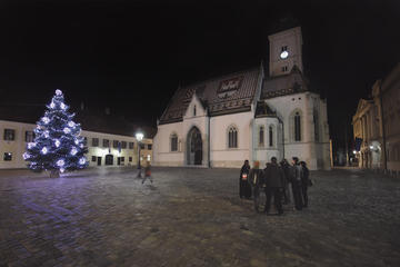 Zagreb Private Christmas-Themed Walking Tour