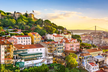 Visite en petit groupe de Lisbonne