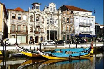 Aveiro Half-Day Tour from Porto Including Moliceiro River Cruise