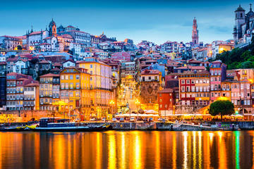 Best of Porto Sightseeing Tour with Lunch, 6 Bridges Cruise and...