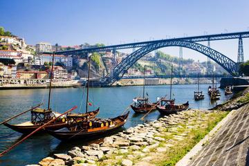 Crucero por los seis puentes de Porto