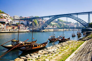 Oporto Six Bridges Cruise
