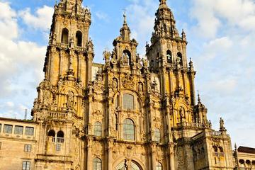 Recorrido de día completo a Santiago de Compostela y Valença do Minho...