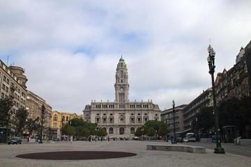 Recorrido histórico de medio día en Oporto