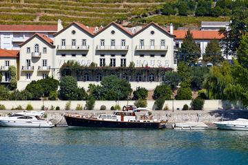 Tages-Bootstour von Porto nach Pinhão mit Frühstück und Mittagessen