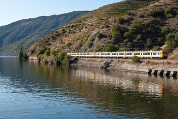 Viagem diurna saindo de Porto para Régua de trem e retorno de barco