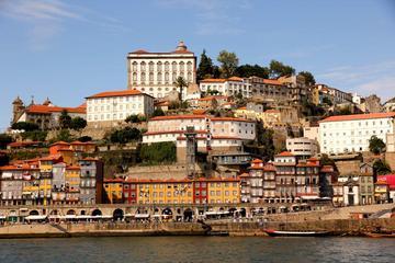 Visite d'une demi-journée dans la ville de Porto avec dîner et...
