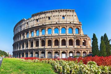Excursão particular: Coliseu, Fórum...