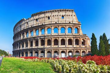 Keine Warteschlangen: Tour mit Kolosseum, Forum Romanum und Palatin...