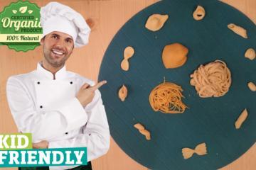 Markedsbesøg og madlavningskursus i fremstilling af traditionel pasta...