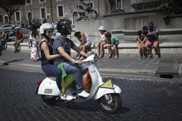 Rome by Vintage Vespa: Classic Rome...
