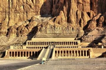 4 hours for best of the west of Luxor valley of kings,Hatshipsut temple &Memnon